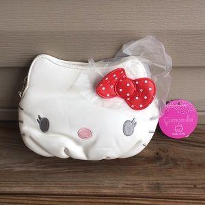 NWT! Hello Kitty Sanrio Crossbody Purse